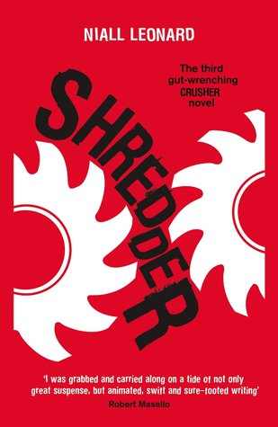 Shredder (Crusher, #3)
