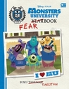 Monsters University Fearbook (Buku Takutan)