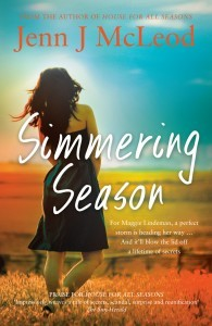 Simmering Season by Jenn J. McLeod