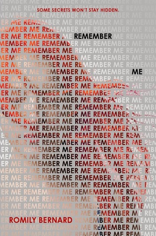 Remember Me (Find Me, #2)