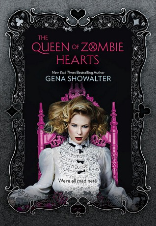 The Queen of Zombie Hearts (The White Rabbit Chronicles, #3)