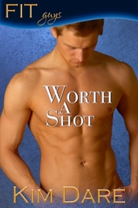Book Review : Worth a Shot by Kim Dare