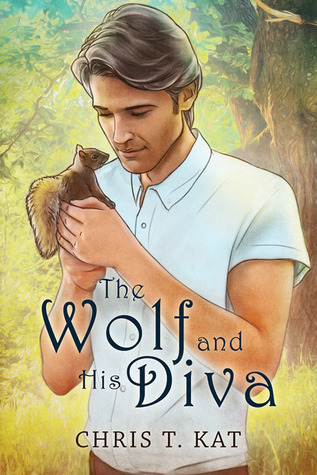 Book Review : The Wolf and His Diva by Chris T. Kat