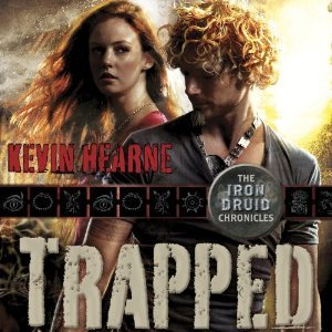 Audiobook Review: Trapped by Kevin Hearne