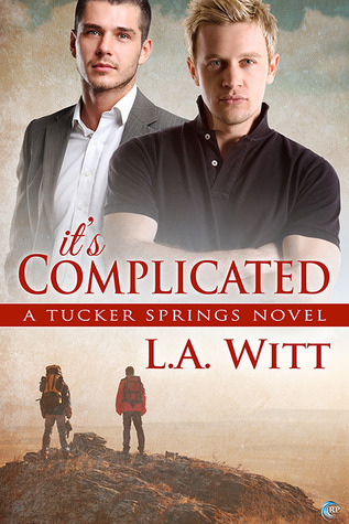Release Day Review : It's Complicated by L.A Witt