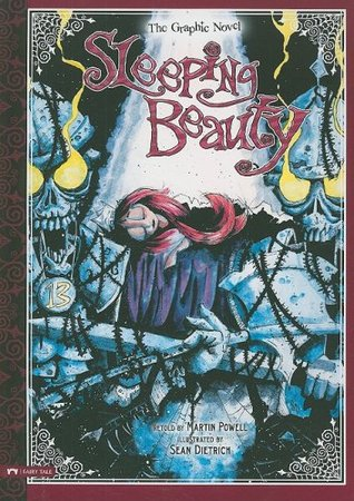 Graphic Novel Review: Sleeping Beauty