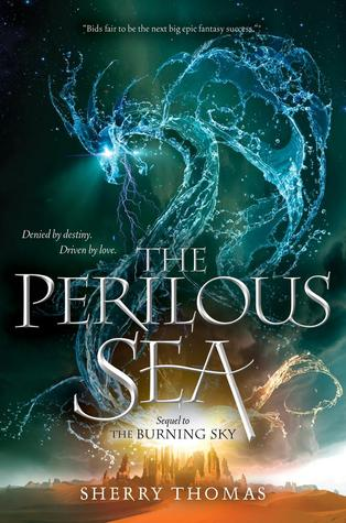 Book I Covet: The Perilous Sea by Sherry Thomas