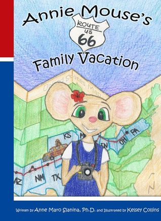 Annie Mouse Route 66 Vacation
