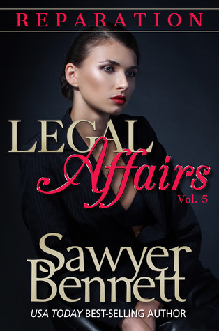 Reparation (Legal Affairs, #5)