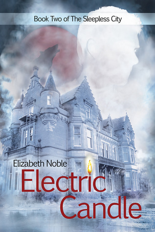 Release Day Review : Electric Candle by Elizabeth Noble