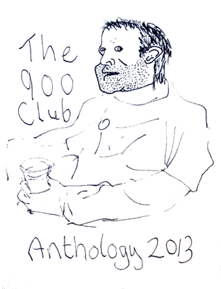 The 900 Club Anthology 2013 by Martin Bolton, Paul Evans, ...