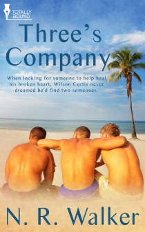 Pre-release Review: Three's Company by NR Walker