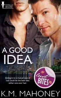 Review: A Good Idea by K.M. Mahoney