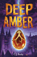 Deep Amber  by C.J. Busby
