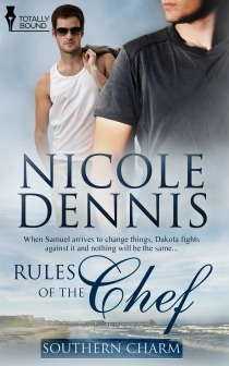 Review: Rules of the Chef (Southern Charm #1) by Nicole Dennis
