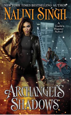 Archangel's Shadows (Guild Hunter, #7)