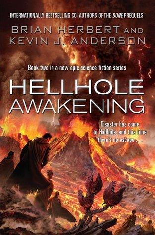 Hellhole Awakening (Hellhole Trilogy 2)