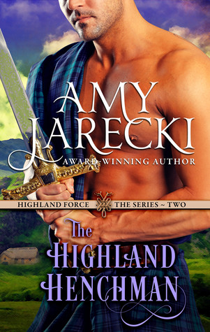 The Highland Henchman (Highland Force #2)