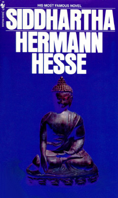 Siddhartha by Hermann Hesse -- unique books