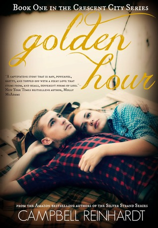 Golden Hour (Crescent City, #1)
