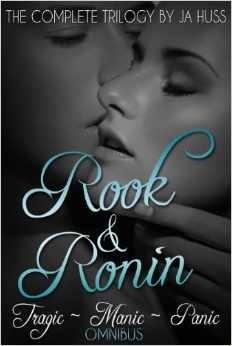 Rook and Ronin Omnibus Edition (Rook and Ronin, #1-3)