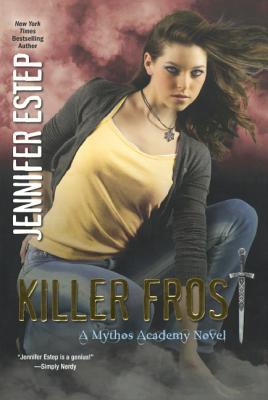 Book Review: Killer Frost by Jennifer Estep