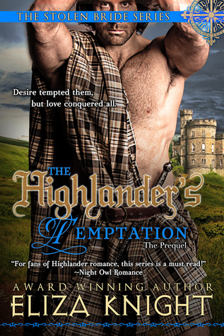 The Highlander's Temptation by Eliza Knight