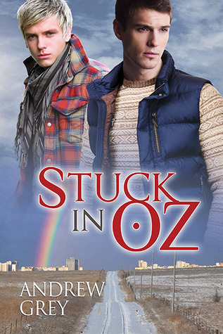 Release Day Review : Stuck in Oz by Andrew Grey