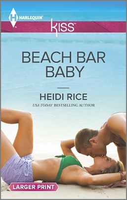 Beach Bar Baby by Heidi Rice