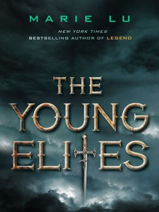 The Young Elites by Marie Lu cover