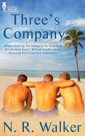 Review: Three's Company by N.R. Walker