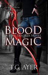 Blood Magic (Soul Tracker #1)