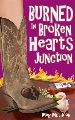 Burned in Broken Hearts Junction: A Cozy Matchmaker Mystery (Cozy Matchmaker Mystery Series)