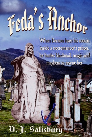 Feda's Anchor by D.J. Salisbury