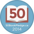 50 Book Pledge 2014