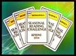 The Seasonal Reading Challenge