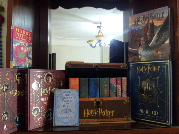 Harry Potter Books Collection Pdf