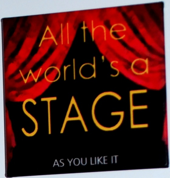 Quotes About Theatre (140 quotes)