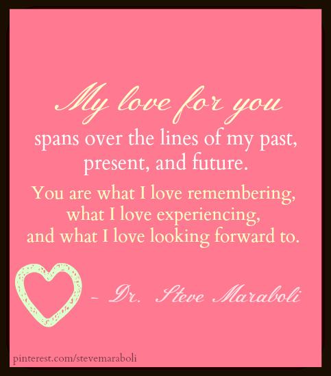 Past And Future Love Quotes. QuotesGram